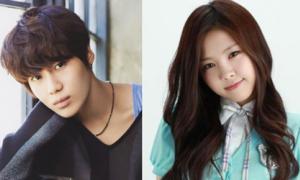 Tae Min (SHINee) làm 'chồng hờ' của Na Eun (A Pink)
