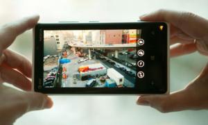 Windows Phone 8 có ứng dụng chụp trước lấy nét sau