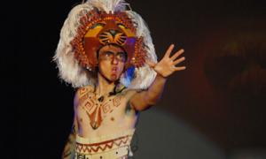 Trở về tuổi thơ qua nhạc kịch teen 'Vua Sư tử'