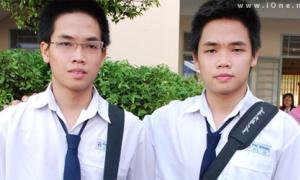 Anh em song sinh giành hàng loạt giải thưởng Vật lý