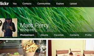 Yahoo tăng dung lượng lưu trữ ảnh trên Flickr lên 1 TB