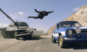 'Fast & Furious 6' khiến khán giả mê tơi