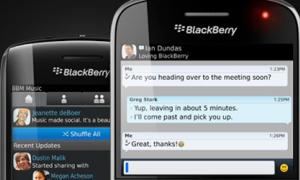 Android và iOS sắp có BlackBerry Messenger