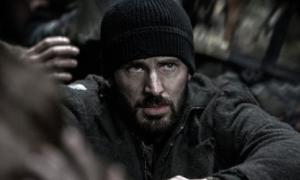 'Captain America' đọ rìu ác liệt trong phim mới