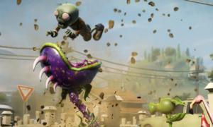 Game Plants vs. Zombies mới khoe đồ hoạ 3D siêu 'nuột'