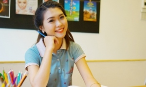 Nữ sinh Hàng không giỏi Văn, mê kinh doanh