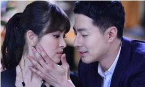 Jo In Sung 'tung hoa' Song Hye Kyo hết mình