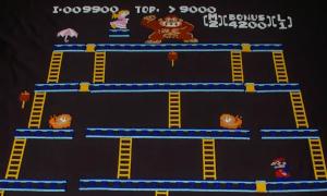 Video stopmotion 'độc' về game nổi tiếng một thời của 8x