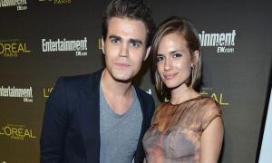 Sao phim 'Vampire Diaries' ly dị vợ