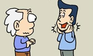 Lão già ngốc nghếch: Người ngoài hành tinh
