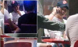 Yoo Chun JYJ bị chỉ trích vì hút thuốc lá
