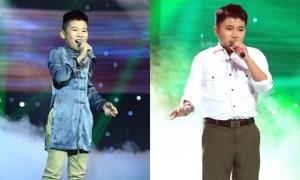 Ngọc Duy, Cao Khánh Voice nhí bị 'hoán đổi' số báo danh
