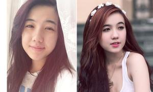 Hot girl Việt trước và sau 'tút tát'