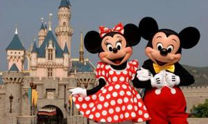 Lạc vào thế giới cổ tích ở Disneyland