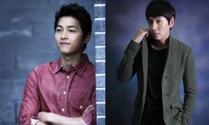 Song Joong Ki và Lee Kwang Soo được xem tướng