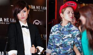 Hotgirl Việt 'đổi gió' với phong cách chuẩn men