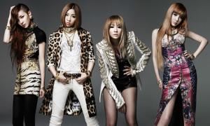 Sân khấu solo ấn tượng của 4 cô gái 2NE1