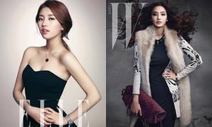 Mỹ nhân Hàn rạng rỡ trên tạp chí