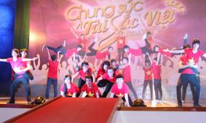 Cuộc đua bình chọn 'Chung sức vì tài sắc Việt'