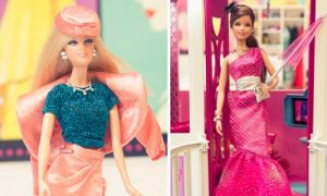 Những cô Barbie mặc đẹp nhất thế giới