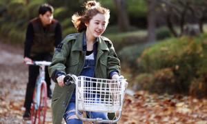 Trang phục của Yoon Eun Hye trong 'The Future's Choice'