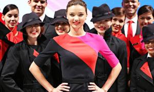 Bản tin: Váy của Miranda Kerr bị chỉ trích vì quá chật