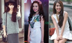 8 hot girl có gu thời trang chất nhất năm 2013
