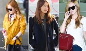 Các kiểu túi xách yêu thích năm 2013 của SNSD