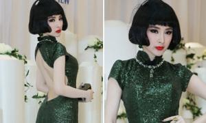 Hot or not: Angela Phương Trinh chạy theo phong cách quý bà