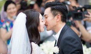 Dương Mịch - Khải Uy chi 40 tỷ đồng cho đám cưới đơn giản