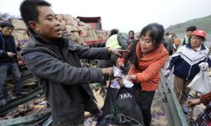 Những cảnh hôi của xấu mặt ở Trung Quốc