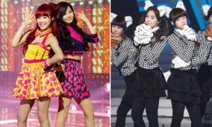 3 kiểu đồ diễn khó lẫn của sao Kpop