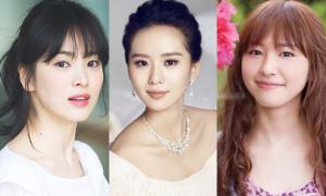 11 mỹ nhân châu Á đẹp nổi bật bởi vẻ trong sáng