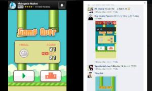 Flappy Bird có nguy cơ bị xóa sổ