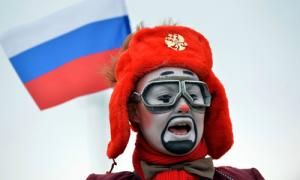 1.001 kiểu fan 'quái đản' ở Olympic Sochi