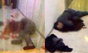 Nam sinh đâm chết bố vì không muốn đi học