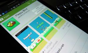 Cái 'bóng' của Flappy Bird trên các kho ứng dụng di động