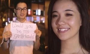 JV viết giấy tỏ tình với Mie trước Valentine Trắng