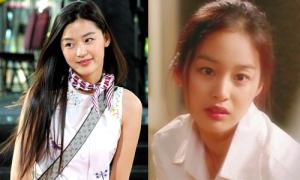 Thời trẻ rực rỡ của mỹ nhân Hàn