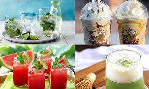 4 thức uống 'sang chảnh' mùa nóng của giới trẻ Sài thành