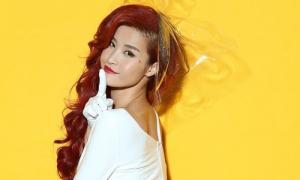 Đông Nhi bị loại khỏi top 3 HTV Awards