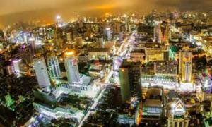 24 giờ vi vu ở Bangkok