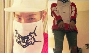Sao Hàn 5/4: Key (SHINee) khoe style chất từ đầu đến chân