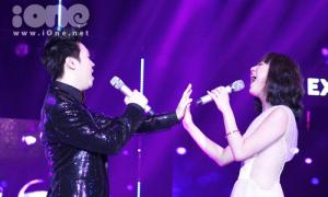 Văn Mai Hương, Lê Hiếu 'đốt cháy' sân khấu HTV Awards