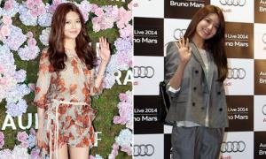 Soo Young đổi style chóng mặt trong tuần