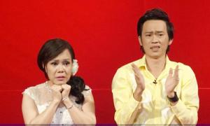Hoài Linh, Việt Hương khóc nức nở vì nghệ sĩ nuốt kim