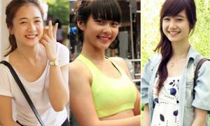 6 hotgirl mặt mộc vẫn xinh lung linh
