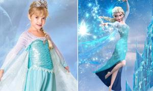 Bản tin: Fan nhí đổ xô mua váy giống Elsa với giá ngất ngưởng