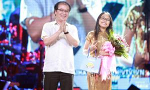 Phương Mỹ Chi 2 lần đoạt giải 'Bài hát yêu thích'
