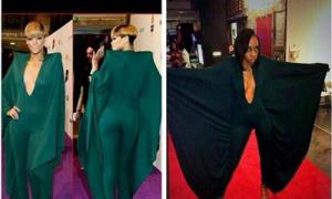 Rihanna gây ác cảm vì chế giễu fan giống dơi